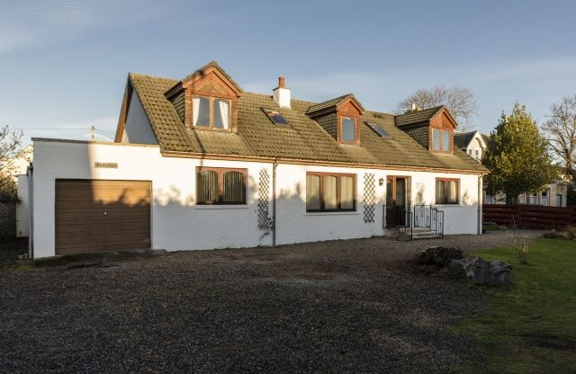 Thumbnail Detached house for sale in 4 Pilmuir Road, Forres, Morayshire
