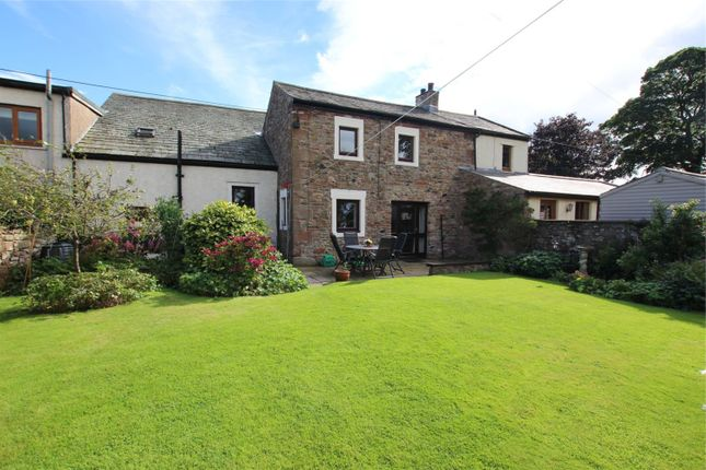 Thumbnail Terraced house for sale in 2 Newlands Court, Mealsgate, Wigton, Cumbria