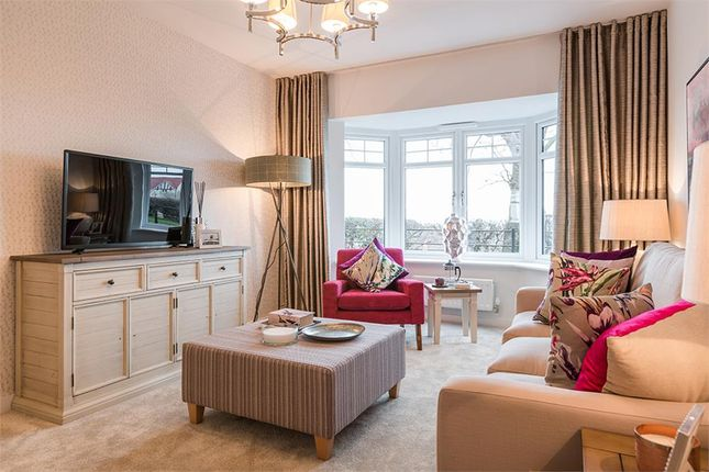 """Thumbnail Detached house for sale in """"Aston"""" at Clappers Lane, Bracklesham Bay, Chichester"""