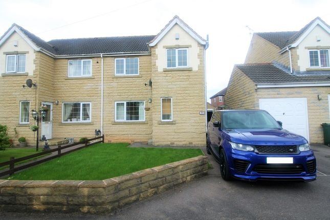 Thumbnail Semi-detached house to rent in Peakstone Close, Balby, Doncaster