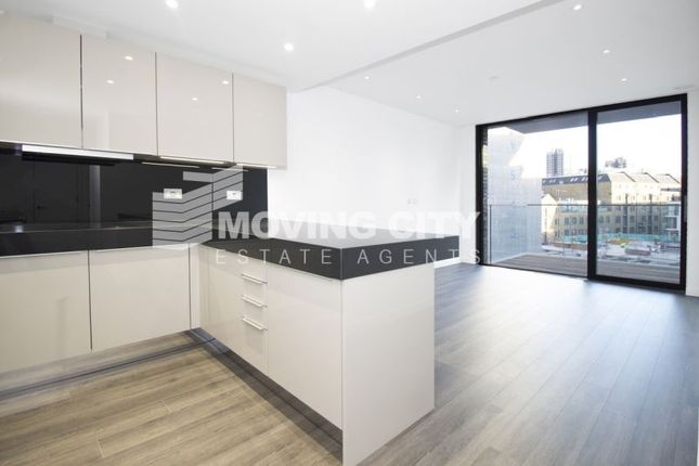 Thumbnail Flat for sale in Catalina House, Goodman's Fields, Aldgate