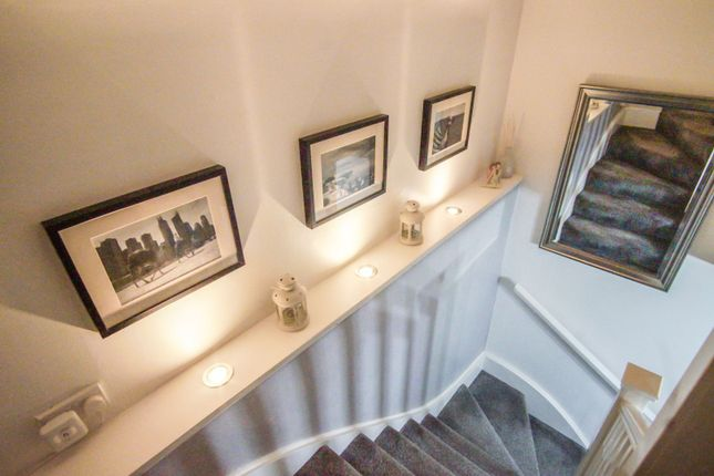 Staircase of Ceres Crescent, Broughty Ferry, Dundee DD5
