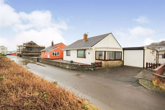 Thumbnail Detached bungalow for sale in Beach Parade, Aberaeron, Ceredigion