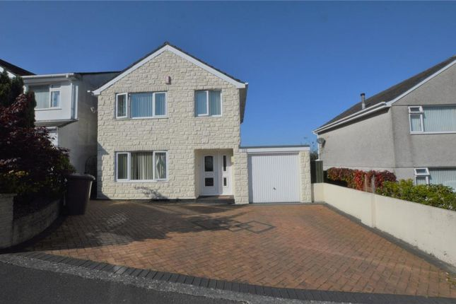 Thumbnail Detached house to rent in Hemerdon Heights, Plymouth, Devon
