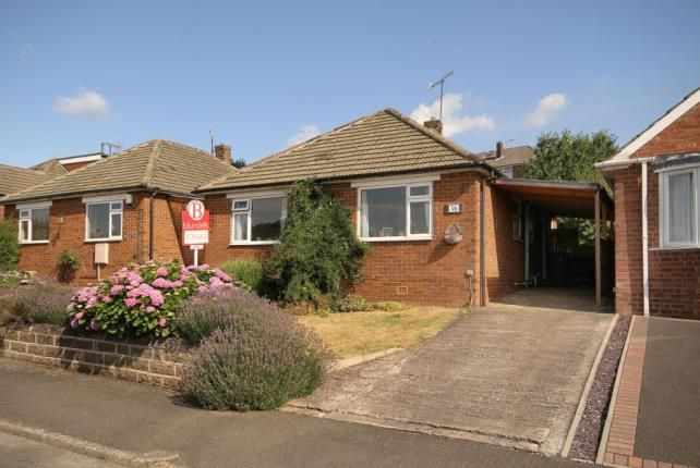 Thumbnail Bungalow for sale in Paddock Way, Dronfield, Derbyshire