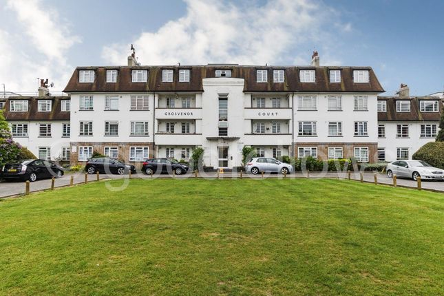 Thumbnail Flat to rent in London Road, Morden
