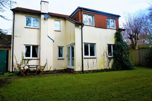 Thumbnail Link-detached house for sale in Bretteville Close, Exeter