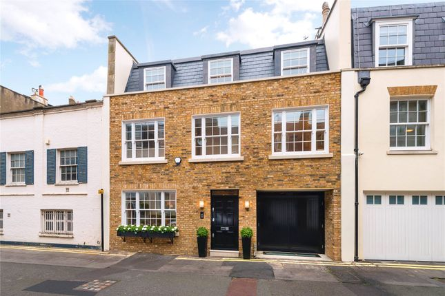 Thumbnail Property for sale in Kinnerton Street, Belgravia, London