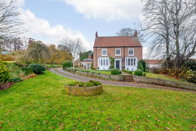 Thumbnail Detached house for sale in Huggate Road, Warter, York