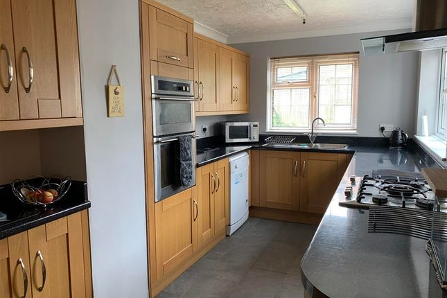 Kitchen of Whitebeam Drive, Coxheath, Maidstone, Kent ME17