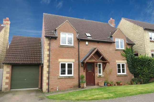 Thumbnail Property to rent in Merrick Close, Great Gonerby, Grantham