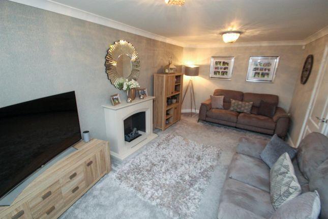 Lounge of Ostler Drive, Weston Coyney, Stoke-On-Trent ST3