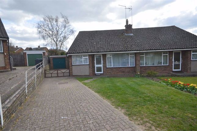 Thumbnail Semi-detached bungalow to rent in Abingdon Road, Barming, Maidstone