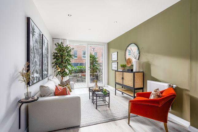1 bedroom flat for sale in Parklands Place, Barking Riverside, Barking