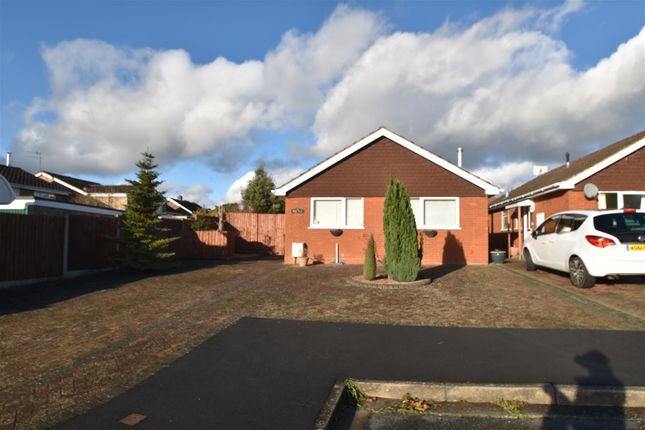 Thumbnail Detached bungalow for sale in St. Lawrence Close, Worcester