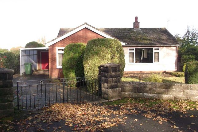 Thumbnail Detached bungalow for sale in Mill Hill Lane, Northallerton