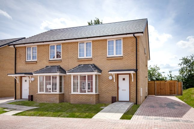 Thumbnail Semi-detached house for sale in Cooke's Field, Waterbeach, Cambridge