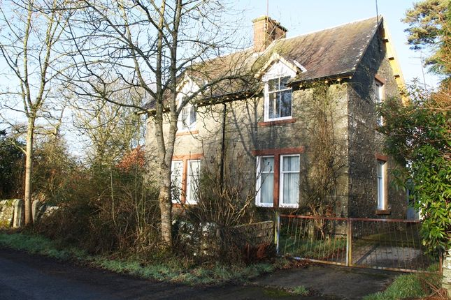 Thumbnail Detached house for sale in Townhead, Kirkcudbright