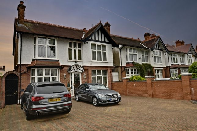 Thumbnail Detached house for sale in Argyle Road, Ealing