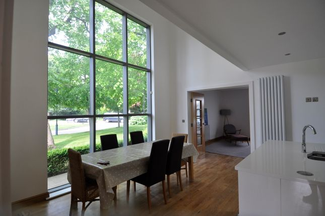 Thumbnail Detached house to rent in Wilmslow Road, Didsbury