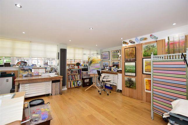 Studio of Wierton Hill, Boughton Monchelsea, Maidstone, Kent ME17