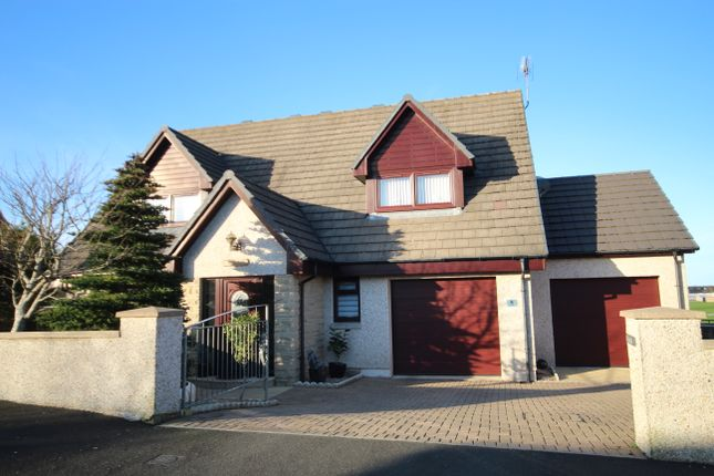 Thumbnail Detached house for sale in 5 Doocot Park, Banff