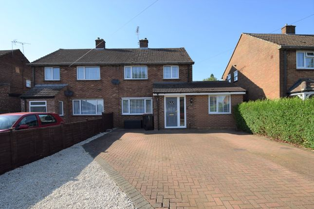 3 bed semi-detached house for sale in Bush Close, Toddington LU5