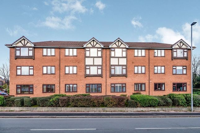 Thumbnail Flat for sale in Hawthorn Avenue, Eccles, Manchester