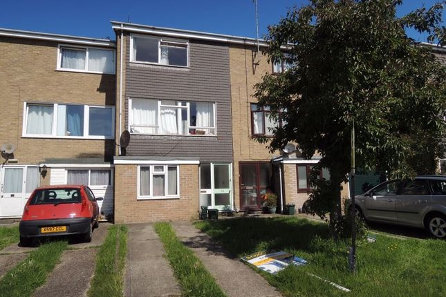 Thumbnail Terraced house to rent in Bridgefield Close, Colchester, Essex