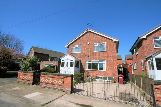 Thumbnail Detached house for sale in Saint Agnes Road, Huyton