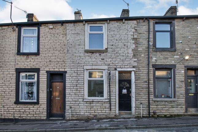 Front of Pritchard Street, Burnley, Lancashire BB11