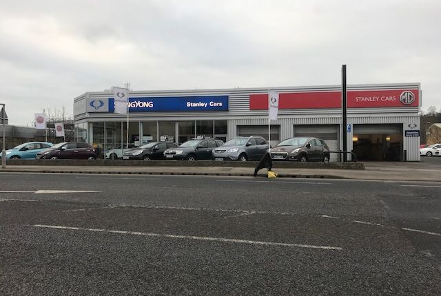 Thumbnail Parking/garage for sale in Canal Road, Bradford