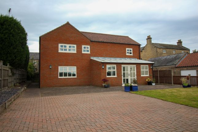 Thumbnail Detached house for sale in Nottingham Road, Mansfield