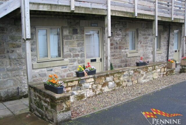 Thumbnail Flat for sale in The Gap, Gilsland