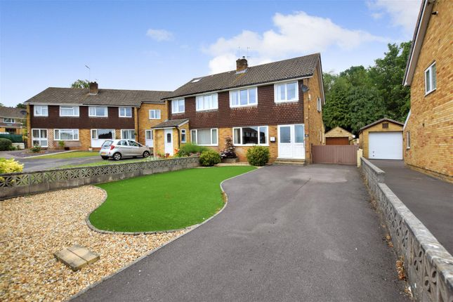 Thumbnail Semi-detached house for sale in Greenfield Park, Portishead, Bristol