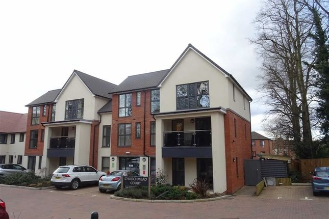 Thumbnail Flat for sale in Churchmead, Argents Mead, Hinckley