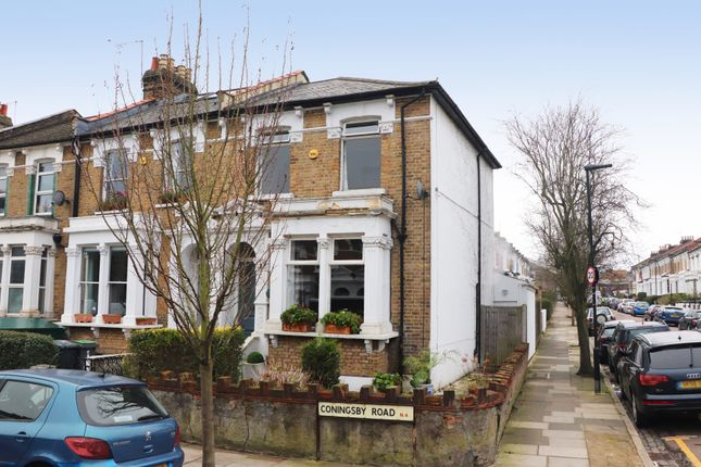 4 bed end terrace house for sale in Coningsby Road, London N4