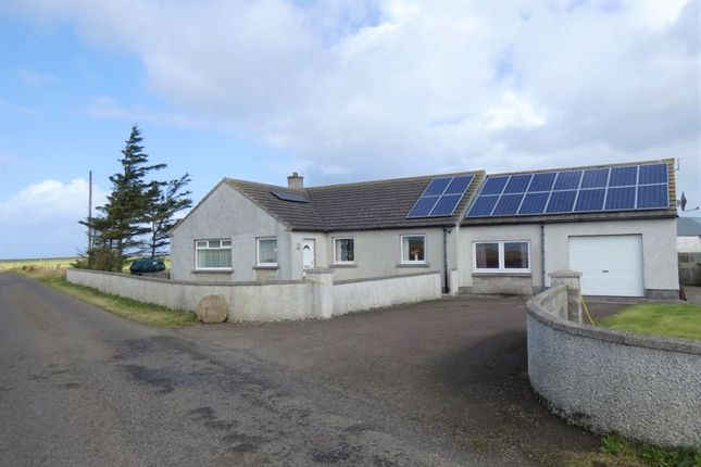 Thumbnail Detached bungalow for sale in Murkle, Thurso
