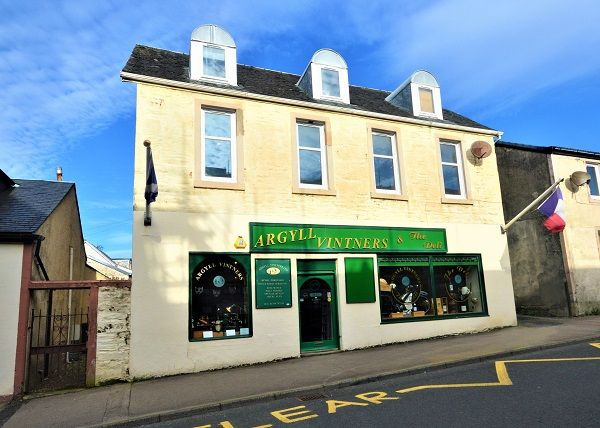 Thumbnail Retail premises for sale in Hillfoot Street, Dunoon, Argyll