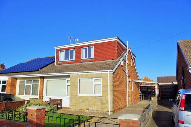 Semi-detached bungalow for sale in Premier Road, Stockton-On-Tees
