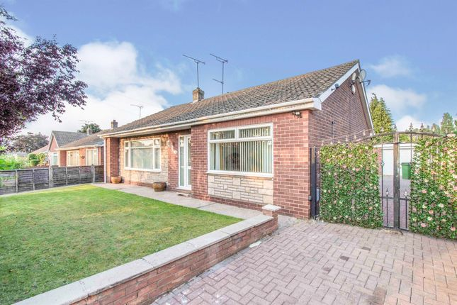 Thumbnail Detached bungalow for sale in Wordsworth Road, Scunthorpe