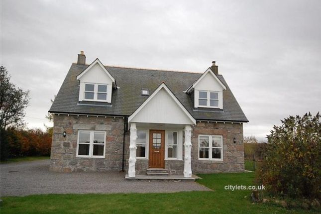 Thumbnail Detached house to rent in Peterculter