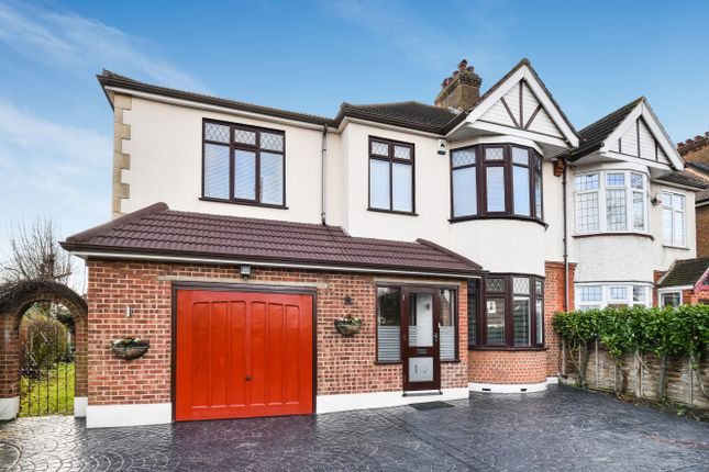 Thumbnail Semi-detached house for sale in Avery Hill Road, New Eltham, London