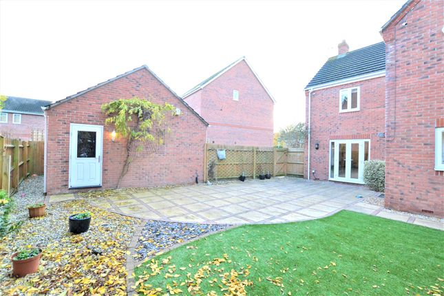 Rear Aspect of Mildenhall Way Kingsway, Quedgeley, Gloucester, Gloucestershire GL2