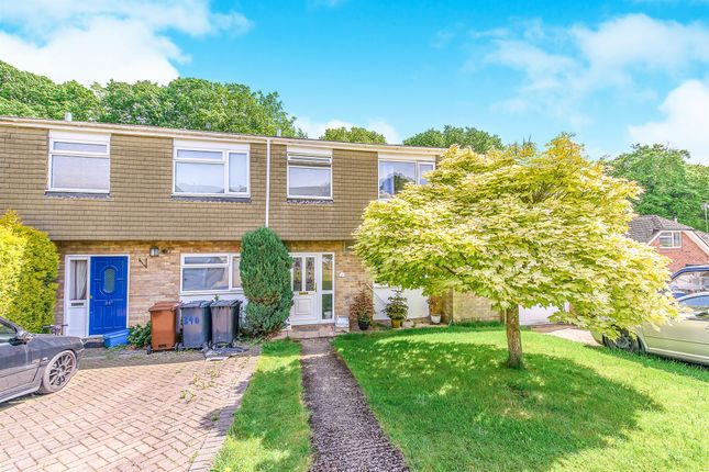 Thumbnail End terrace house for sale in Medway, Crowborough