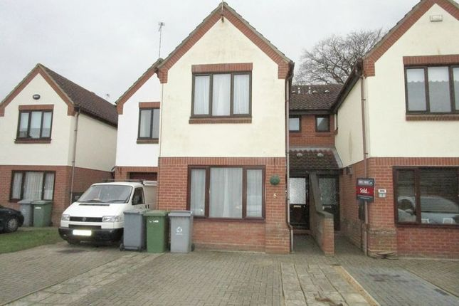 Thumbnail Terraced house to rent in Market Manor, Acle, Norwich