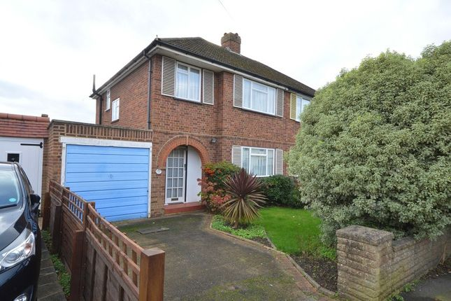 3 bed semi-detached house for sale in Elm Road, Chessington, Surrey. KT9