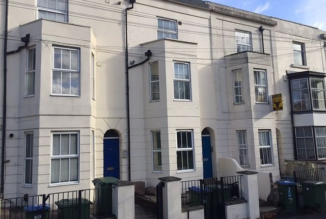 Thumbnail Studio to rent in Bellevue Terrace, Southampton