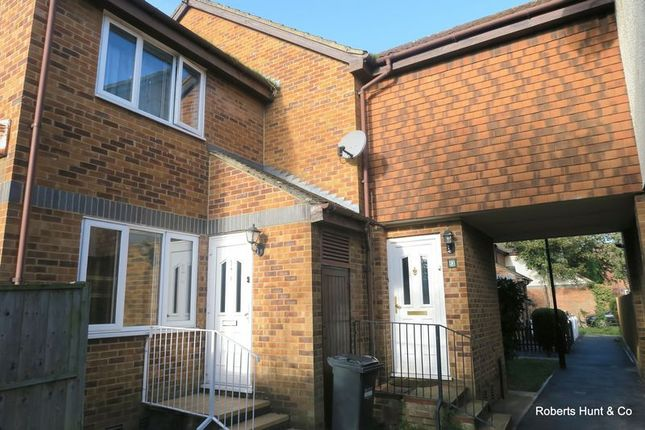 Thumbnail Terraced house to rent in Grasmere Close, Feltham
