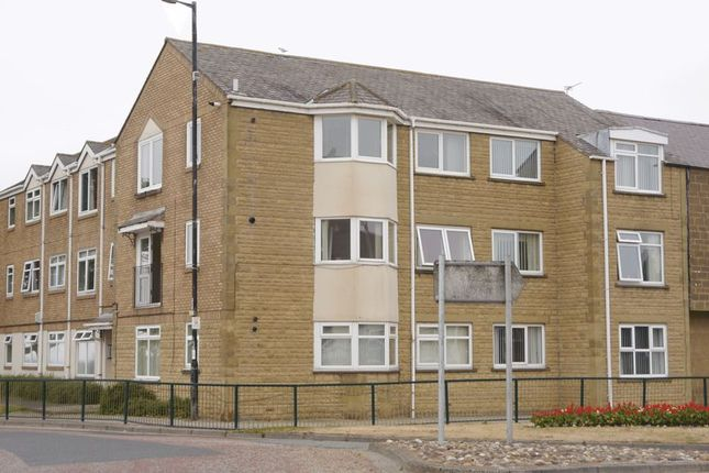 Thumbnail Flat for sale in Carlton House, Glebe Road, Bedlington